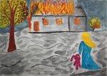 Результати конкурсу дитячих малюнків на протипожежну тематику